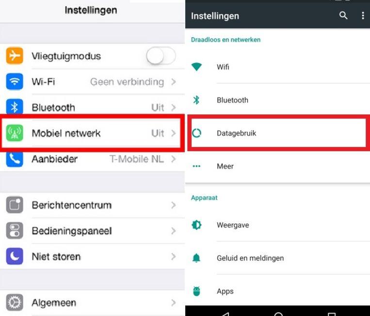 Hoe Snapchat Gigantisch Veel Data Vreet Op Je Smartphone Internet