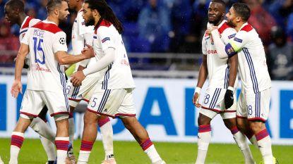 Lyon geeft in slotseconden zege uit handen tegen Hoffenheim