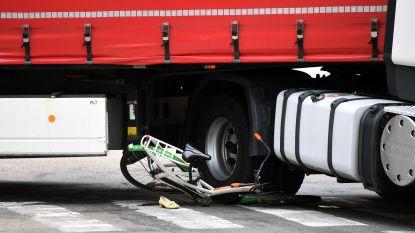 Fietsster (28) overleden na ongeval met vrachtwagen