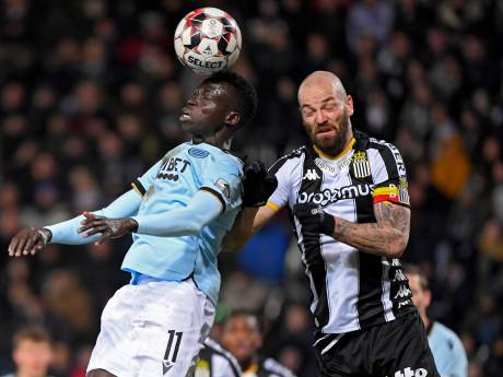 Charleroi prend un bon point contre Bruges
