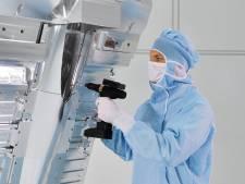 ASML haalt hoogste EUV-snelheid ooit in laboratorium in Veldhoven