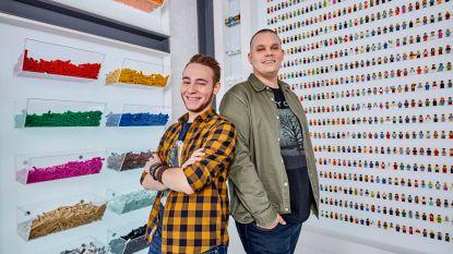 Ieperling mag met LEGO spelen op VTM en meestrijden om titel én 25.000 euro