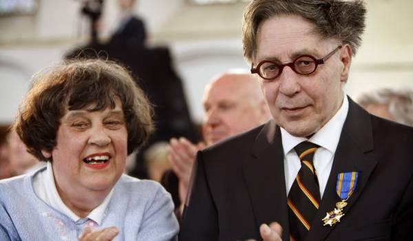 Eva Biesheuvel (1938-2018) was de vaste grond onder de voeten van haar man Maarten
