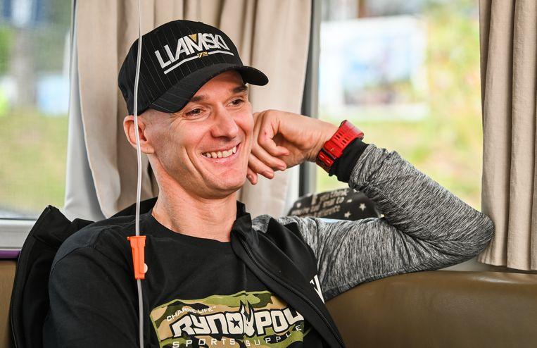 Motorcrosser Stefan Everts is nog altijd aan het revalideren na malariabesmetting in december.