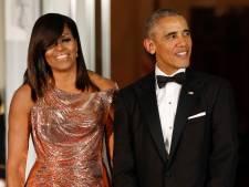 Obama's gaan films en series voor Netflix produceren