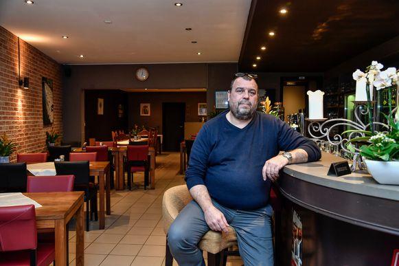 Peter De Maertelaere zorgde voor een make-over en nieuwe start voor de brasserie en feestzaal.