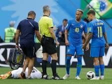 Oldenzaler Bjorn Kuipers leest Neymar de les