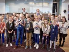Evan Knoester wint Junior Dictee Harderwijk 2018