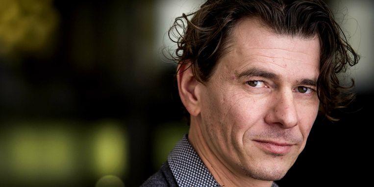 Volgens Dimitri Verhulst hoort de Nacht bij de iconen van de Nederlandse cultuur. Beeld ANP