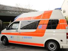 Vrachtwagenchauffeur uit Oldebroek gewond bij ongeluk in Duitsland