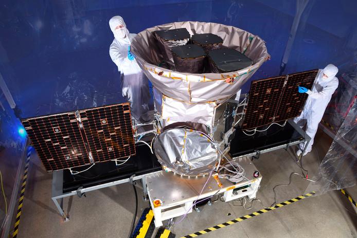 Telescoop TESS.