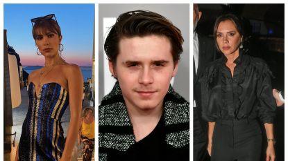 Nieuwe vlam Brooklyn Beckham verdiende kost als lookalike Victoria