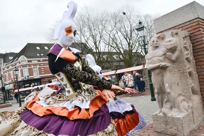 De opening van de Haagpoortbrug