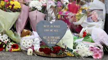 Verdachten van dood Noord-Ierse journaliste vrijgelaten