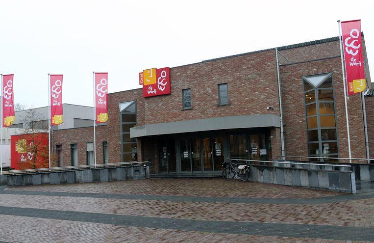 Cultuurcentrum De Werft.