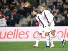Neymar et Mbappé sonnent le réveil du PSG à Montpellier