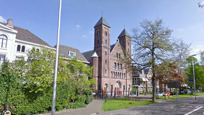 De Sint-Gertrudiskathedraal in Utrecht.