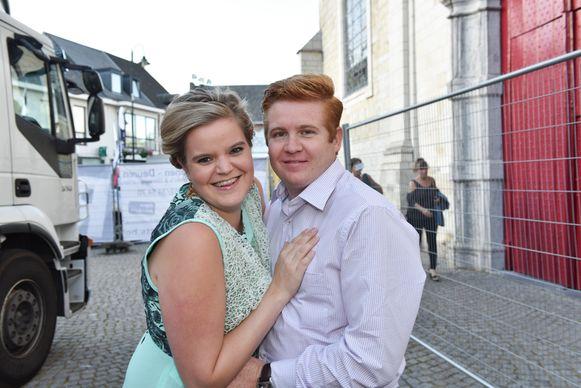 Celien en Nico gaan na negen jaar uit elkaar, maar blijven samen hun vastgoedkantoren in de Kempen uitbaten.