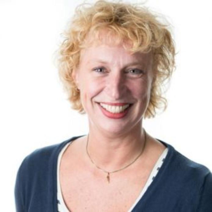 Emily Poppe, beheerder van het Dalfser kulturhus.