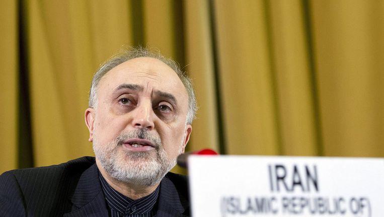 Ali Akbar Salehi Beeld EPA
