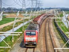 Proef zelfrijdende trein op het spoor van Betuweroute