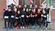 Team Lucrèce met meer dan 16.000 euro voor kankeronderzoek aan start van 100 km-run