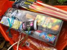 RUD constateert opnieuw overtredingen bij opslag en verkoop van vuurwerk