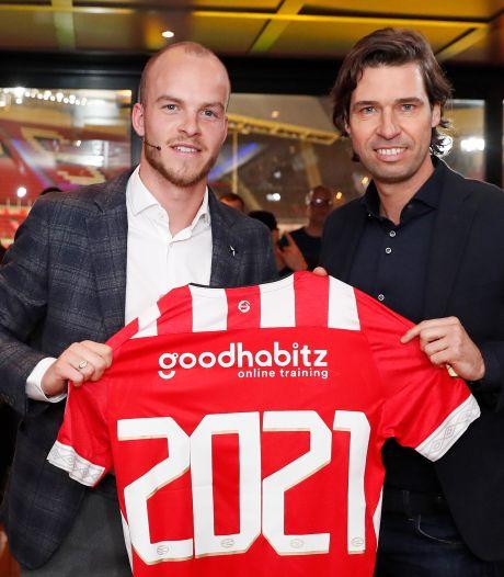Jorrit Hendrix blijft nog langer bij PSV en verlengt zijn contract