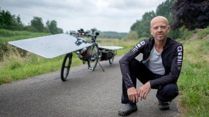 Raf Van Hulle uitgeroepen tot 'klimaatheld'
