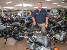 TT-Motoren Zwolle: 'Je hoeft niet op internet, hier kun je alles zien'