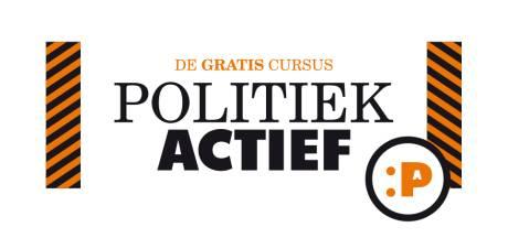 'Redelijk' wat aanmeldingen voor cursus Politiek Actief: 'Vrijheid gaat niet zonder verantwoordelijkheid'