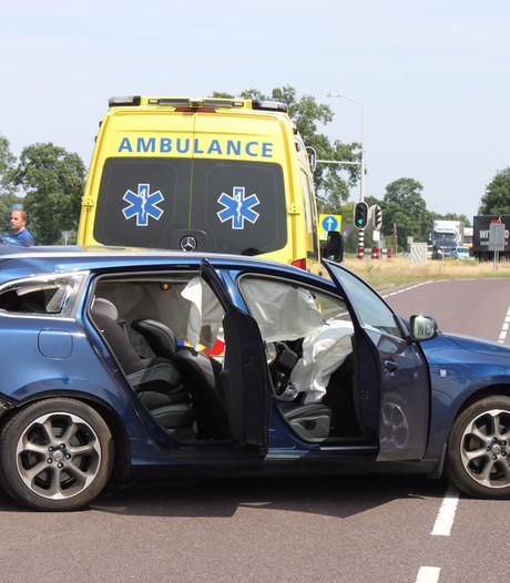 N35 tussen Wierden en Nijverdal weer open na ongeval