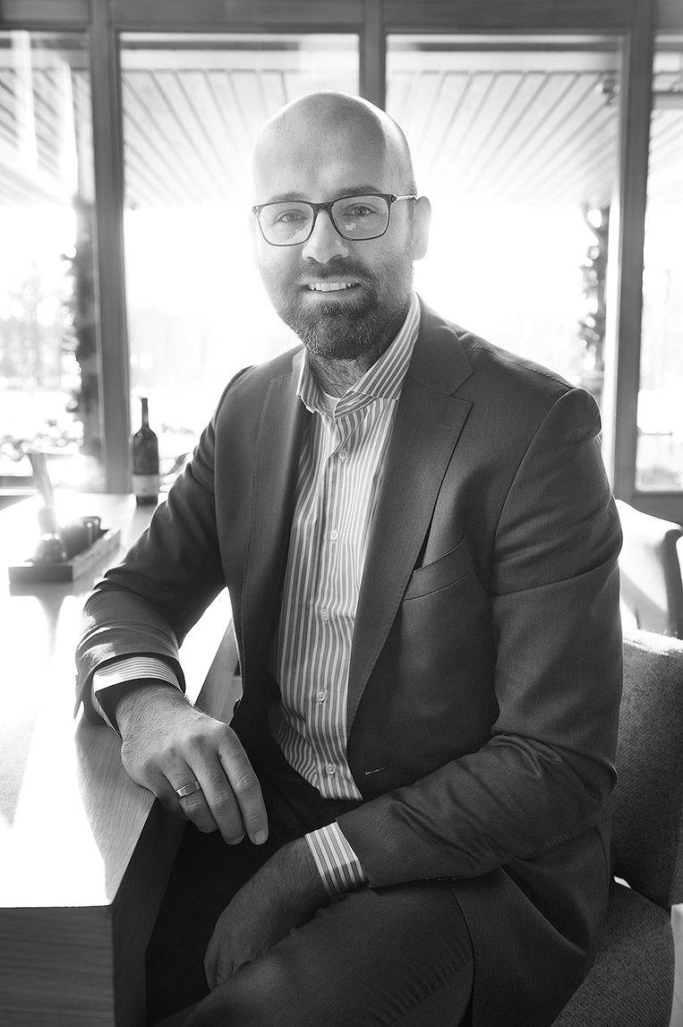 Lars Moratis Oprichter ImpactAcademy, lector aan Breda University of Applied Sciences. Beeld Edwin Wiekens