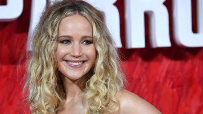 """Jennifer Lawrence liep regelmatig naakt op de set van 'Red Sparrow': """"De anderen voelden zich  minder comfortabeler dan ik"""""""