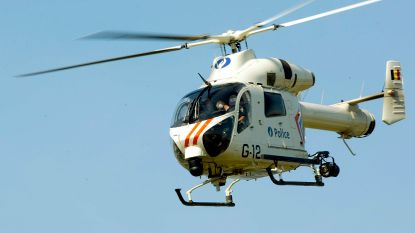Politiehelikopter cirkelt boven Boekhoute op zoek naar vermiste vrouw (50)
