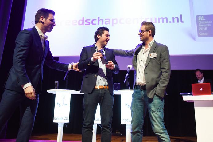 De Tilburgse ondernemers van HBL Online.