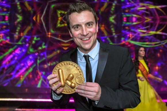 Niels Destadsbader werd verkozen tot Muziekster van 2018.