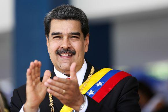 President van Venezuela Nicolas Maduro