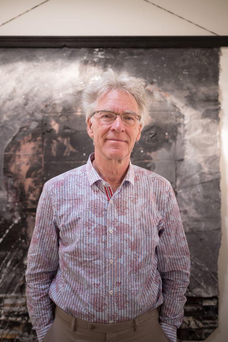 Constant Meijer (74): 'Zodra mensen hun huis gaan Airbnb'en, haal ik alles weg.' Beeld Maarten Boswijk