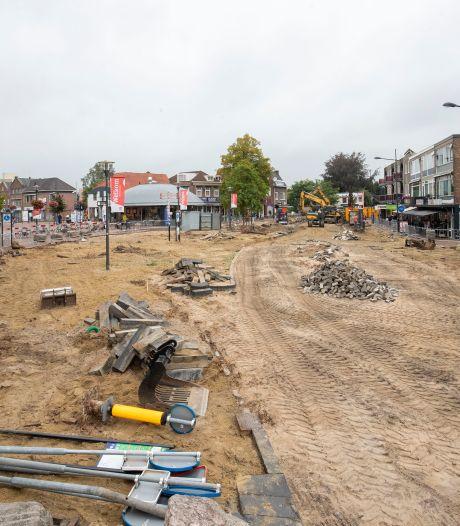 Van onoverzichtelijk oversteken naar een veilige én groene fietsrotonde in hartje Veenendaal