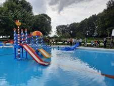 Zwembad Kuiperberg in Ootmarsum nu ook officieel geopend
