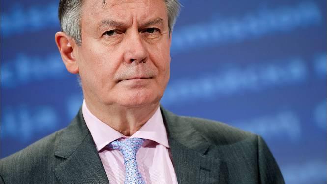 """De Gucht: """"EU-muntunie zal sterker uit de crisis komen"""""""