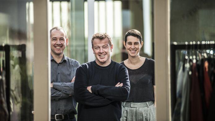 Drie van de vier verdachten vormden het voormalige management van FNG: Manu Bracke, Dieter Penninckx en Anja Maes.
