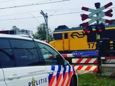 Spoorloper veroorzaakt treinvertraging bij Amersfoort