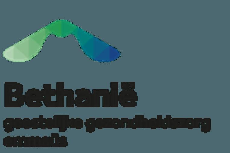 Het nieuwe logo van Bethanië is gebaseerd op de vrucht van de esdoorn.