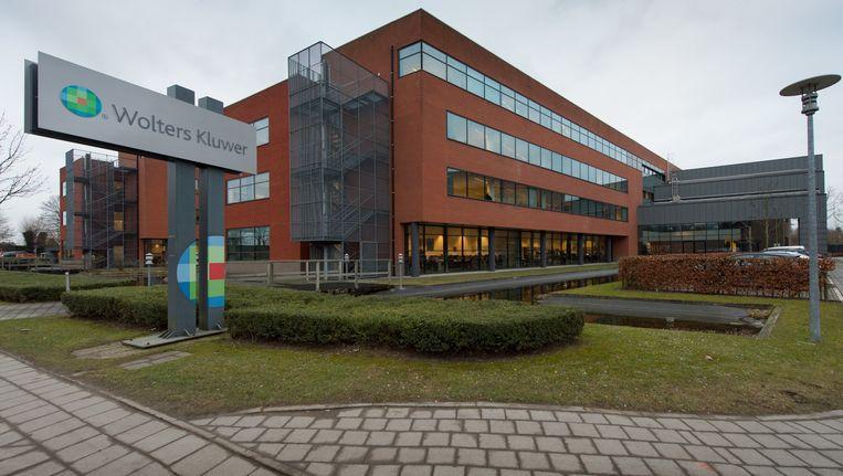 De kantoren van Wolters Kluwer in Mechelen.