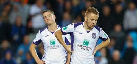 Anderlecht blijft kwakkelen: nederlaag in topper met Club Brugge