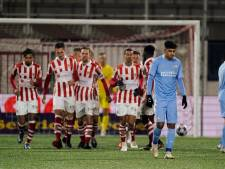 Spannende eindfase tegen Jong PSV, maar TOP Oss pakt driepunter
