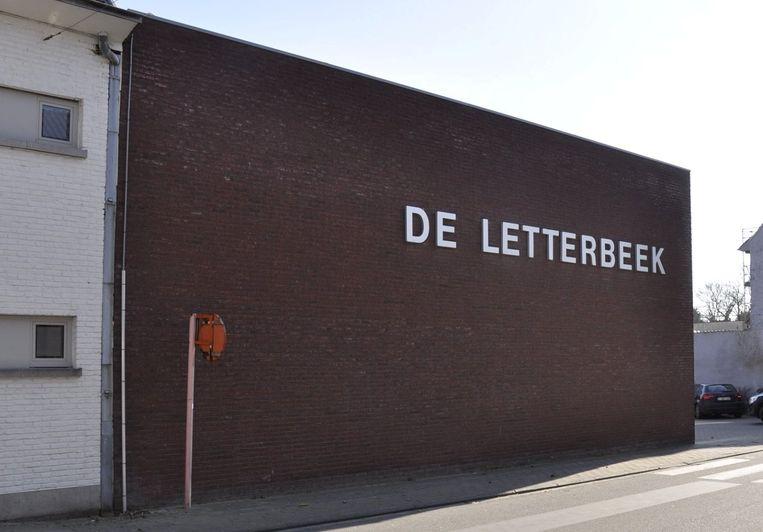Stadsbibliotheek De Letterbeek.