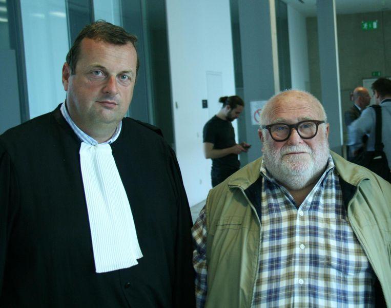 Pol van 't Dreupelkot, met z'n advocaat Jean-Jacques Gernay, zal beroep aantekenen tegen de veroordeling.